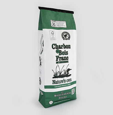 Charbon de bois franc Nature's Own